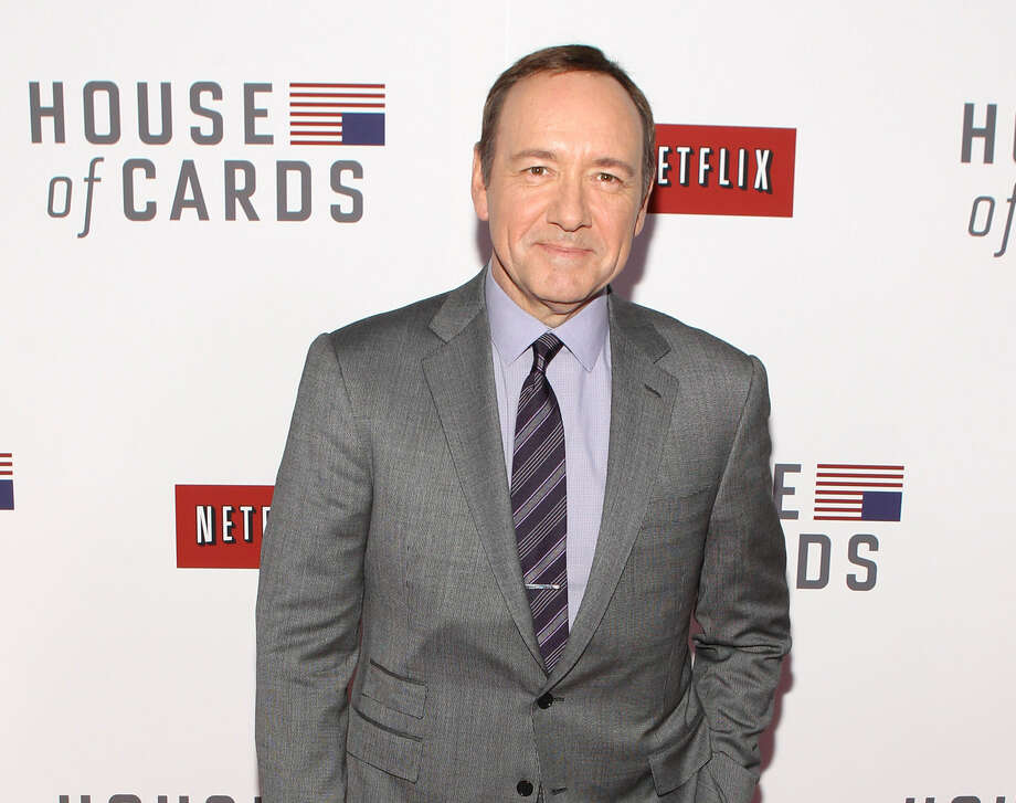 """A special achievement award goes to Kevin Spacey (above) and Dana Brunetti for creating and producing """"House of Cards."""" Photo: Associated Press File Photos"""