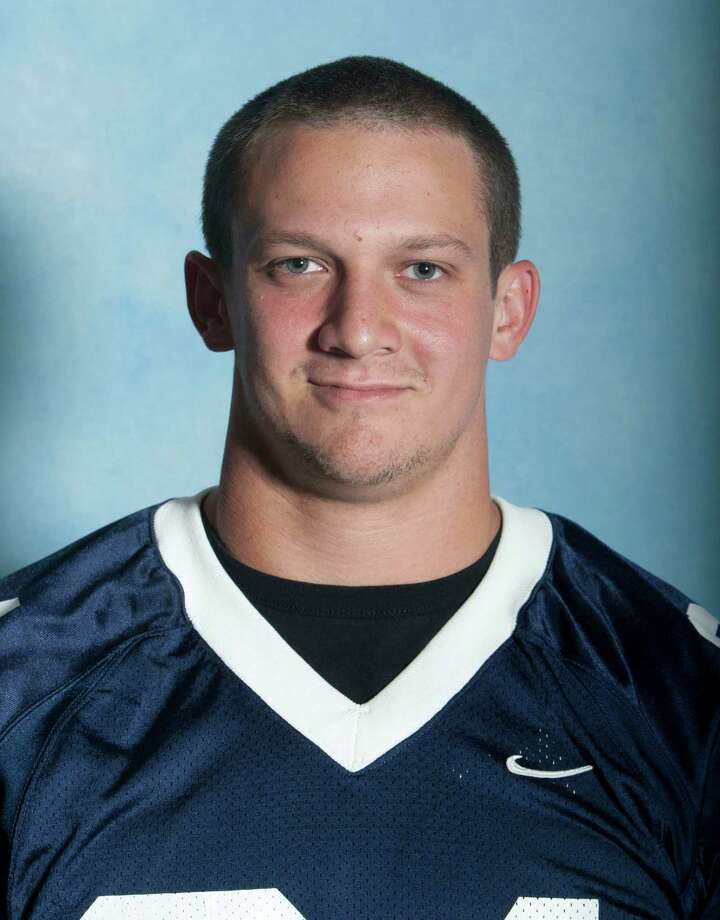 Greenwich's Will McHale has been named a captain of the Yale football team for the 2012 season. Photo: Contributed Photo