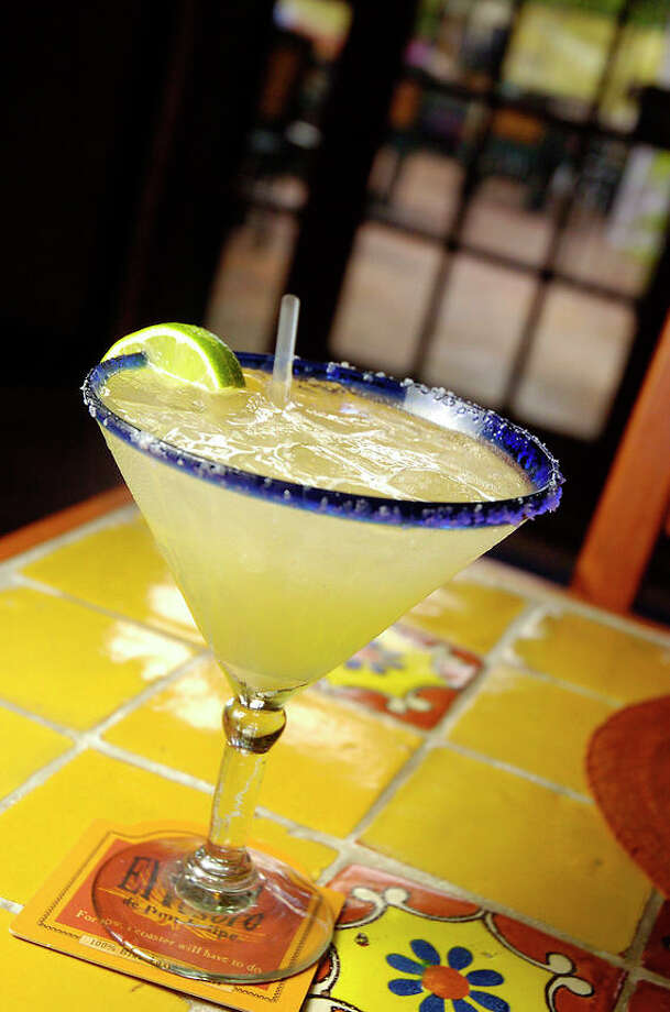 The Perfect Margarita at Maria Selma. Photo: Dave Rossman, For The Chronicle / Freelance