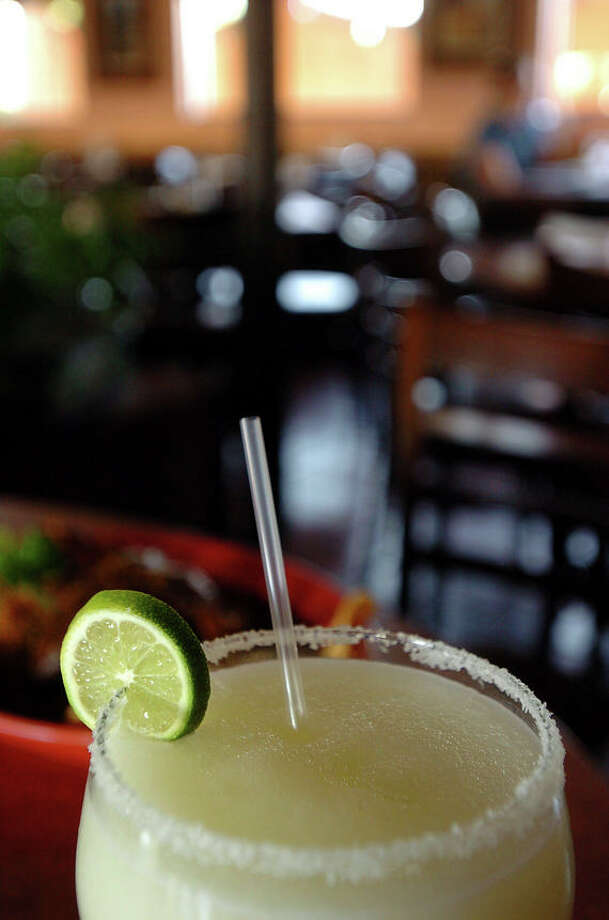 A Pico's Mex Mex grande margarita. Photo: Dave Rossman, For The Chronicle / freelance
