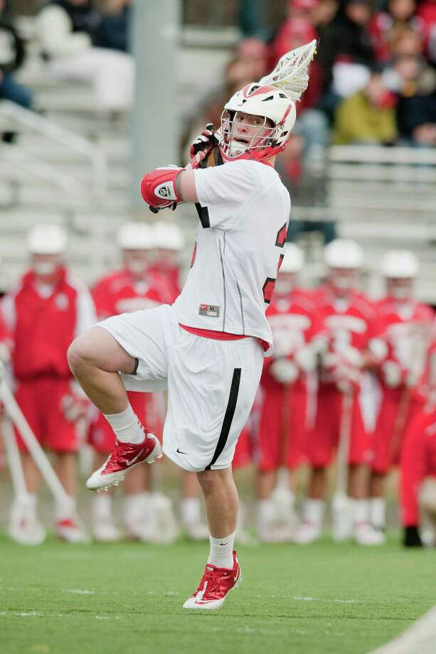 Midfielder Sam Snow has been a true clutch performer for four seasons at Fairfield, and takes another shot at top-seeded Denver in the ECAC semifinals on Thursday in Geneva, N.Y. Photo: Contributed Photo