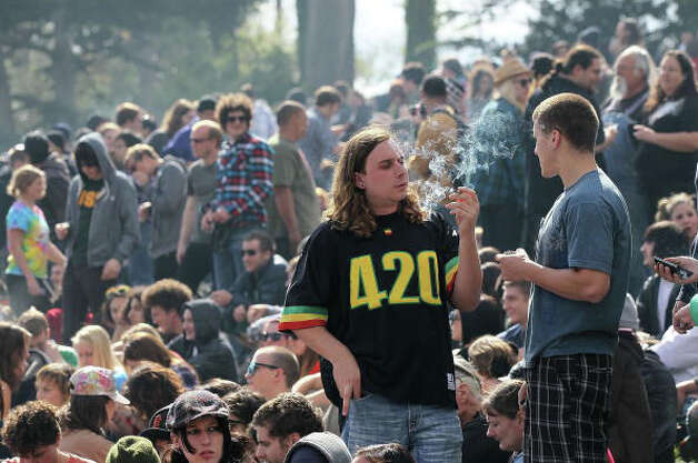 4/20 Photo: Justin Sullivan, Getty Images / 2010 Getty Images