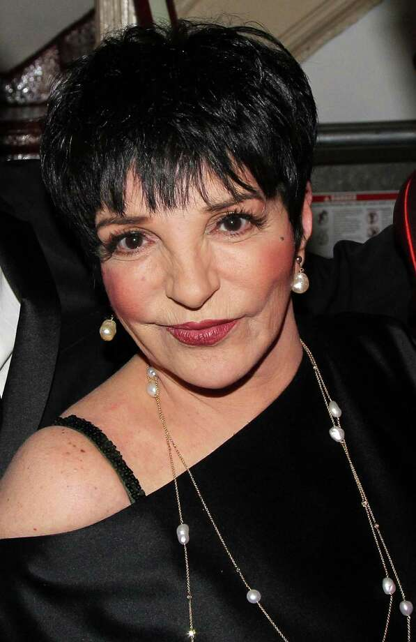 Liza Minnelli, pictured in 2013. Photo: Bruce Glikas, Getty Images / 2013 Bruce Glikas