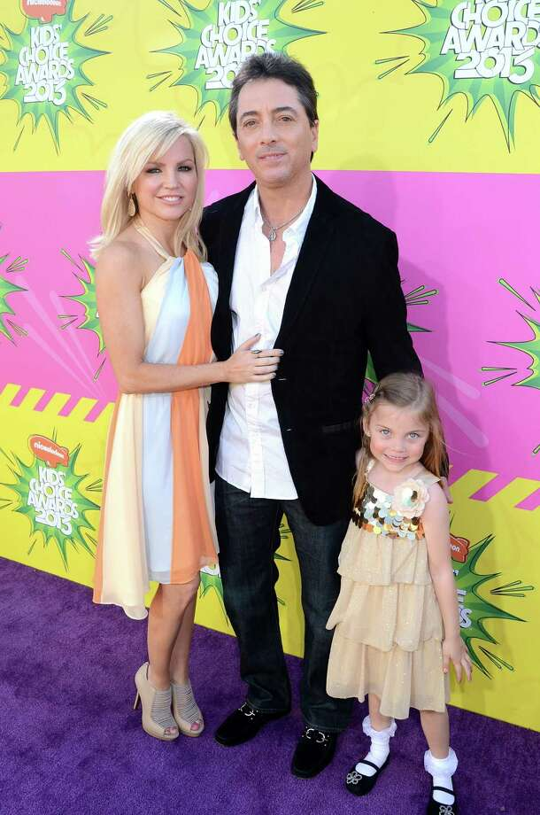 Scott Baio, pictured in 2013 with wife Renee Sloan and daughter Bailey. Photo: Jeff Kravitz, Getty Images / 2013 Jeff Kravitz
