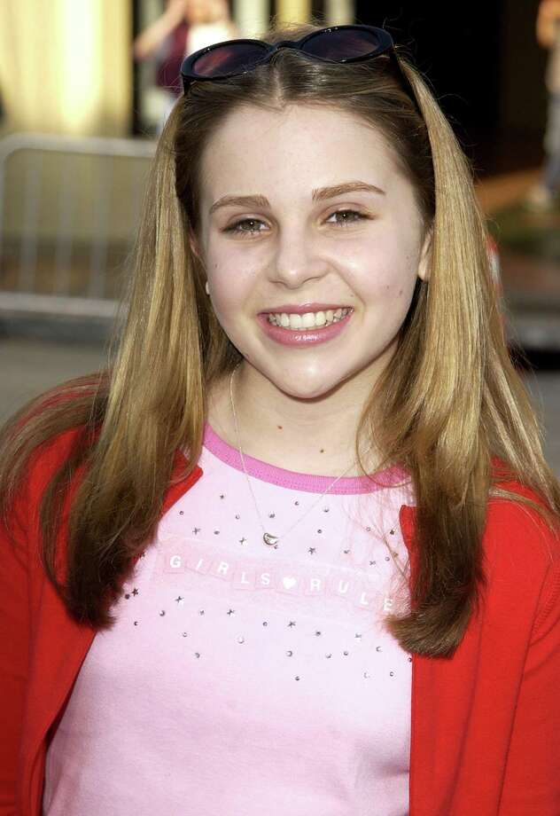 Mae Whitman, aka Ann Veal, pictured in 2002. Photo: SGranitz, Getty Images / WireImage