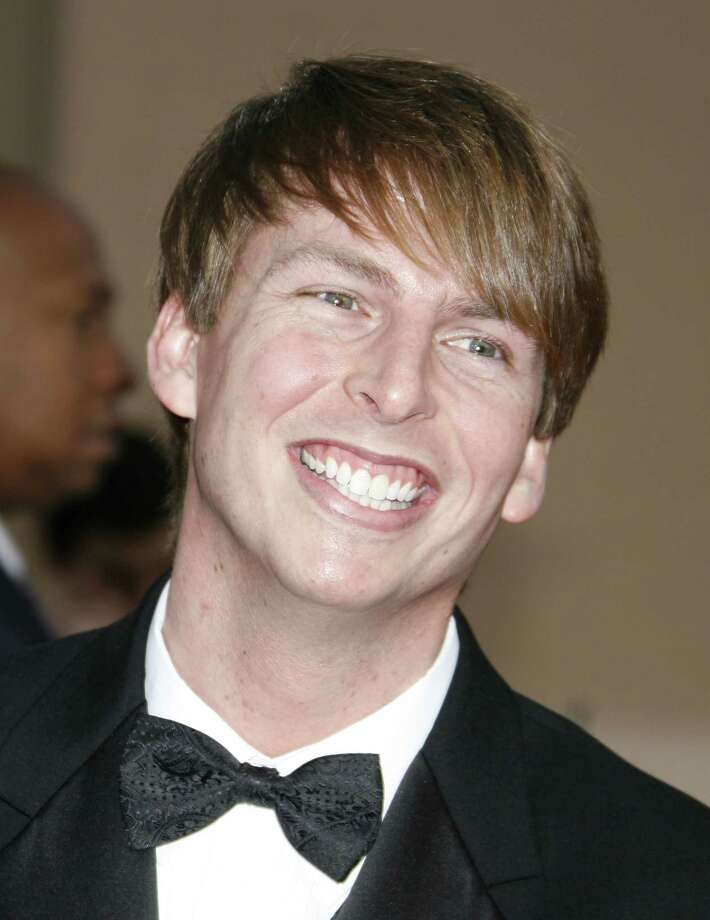 Jack McBrayer, aka Country Club Waiter, pictured in 2006. Photo: Jeffrey Mayer, Getty Images / Jeffrey Mayer 2007 All Rights Reserved