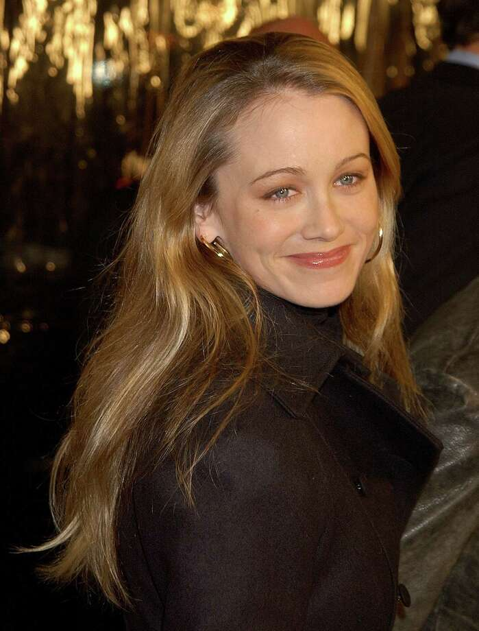 Christine Taylor, aka Sally Sitwell, pictured in 2002 Photo: Gregg DeGuire, Getty Images / WireImage