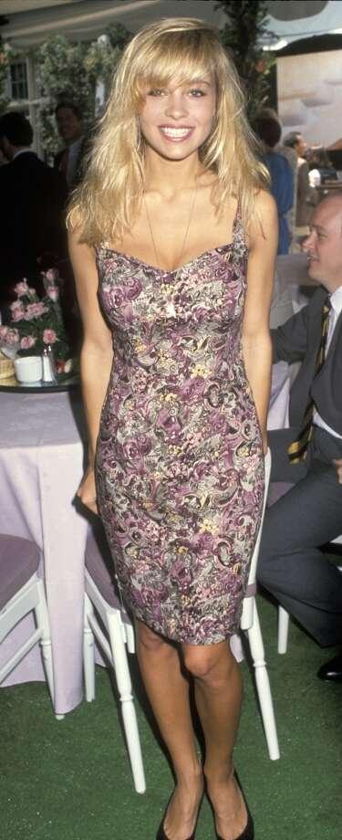 Pamela Anderson, 1991.