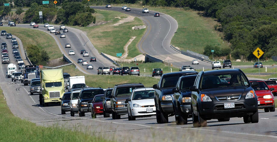 "If the bill becomes law, Loop 1604 would be the first Bexar County highway eligible for what's called a ""concession comprehensive development agreement."" Photo: San Antonio Express-News / File Photo"