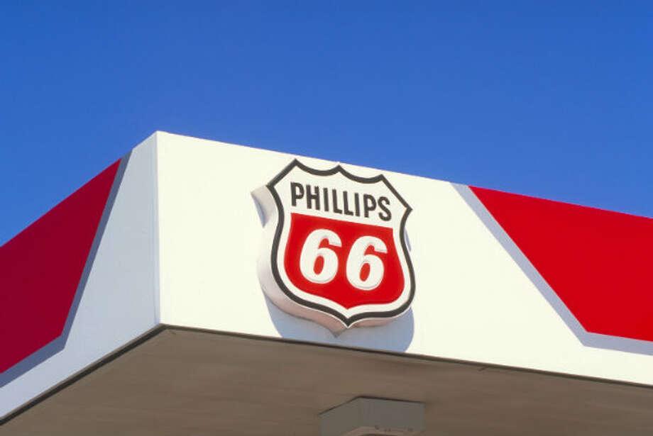 Philliips 66Revenues ($b): 169.6Profits ($mm): 4,124See the full list here.