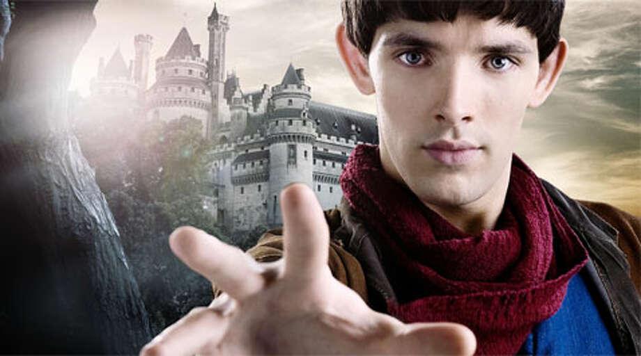 Merlin: May 3, 9 pm Syfy