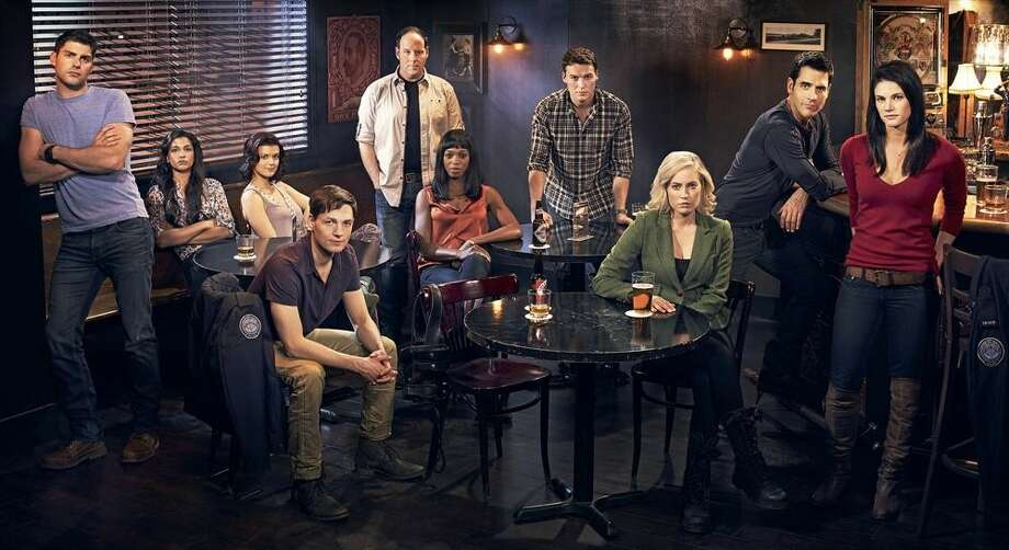 Rookie Blue: May 23, 9 pm ABC Photo: Matt Barnes, ABC / © 2013 American Broadcasting Companies, Inc. All rights reserved.