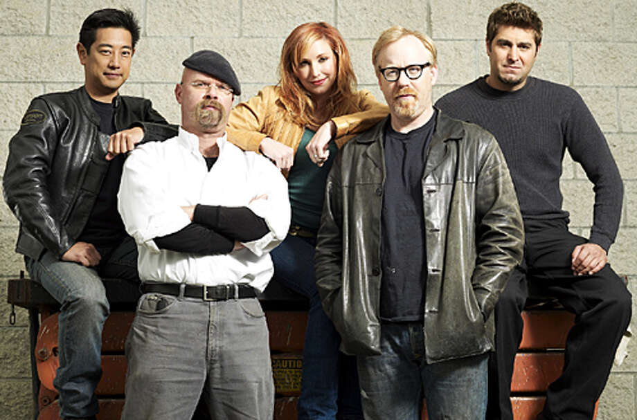 Mythbusters: May 1, 8 pm Discovery
