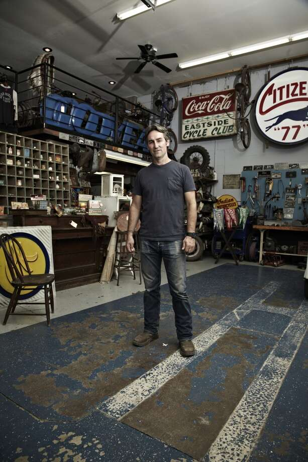 American Pickers: May 27, 8 pm History