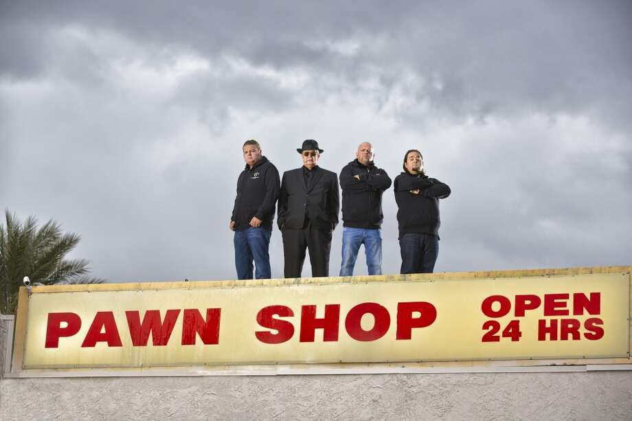 Pawn Star$:  May 27, 9 pm History