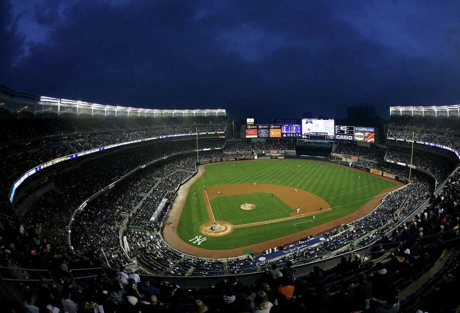 The new Yankee Stadium replaced a legendary facility next door. It opened in 2009. Photo: Ezra Shaw, Getty Images / Getty Images North America