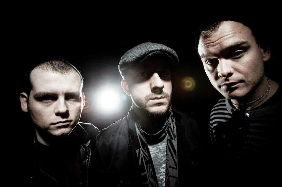 Alkaline Trio includes, from left, Derek Grant, Dan Andriano and Matt Skiba. Photo: Nigel Crane, Contributor / 2010 Nigel Crane