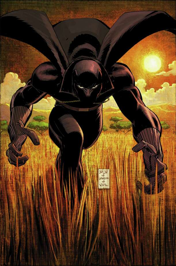 Black Panther could use his athletic and mental powers to serve as a global peacekeeper. / handout