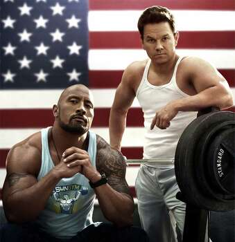 """Pain and Gain"" – Michael Bay's comedic action flick tells the true story of Daniel Lugo and Adrian Doorbal, two Miami muscle heads who become major-league criminals. Known as the Sun Gym Gang, the pair's lust for money leads them to kidnapping, extortion and murder. Available Now!"