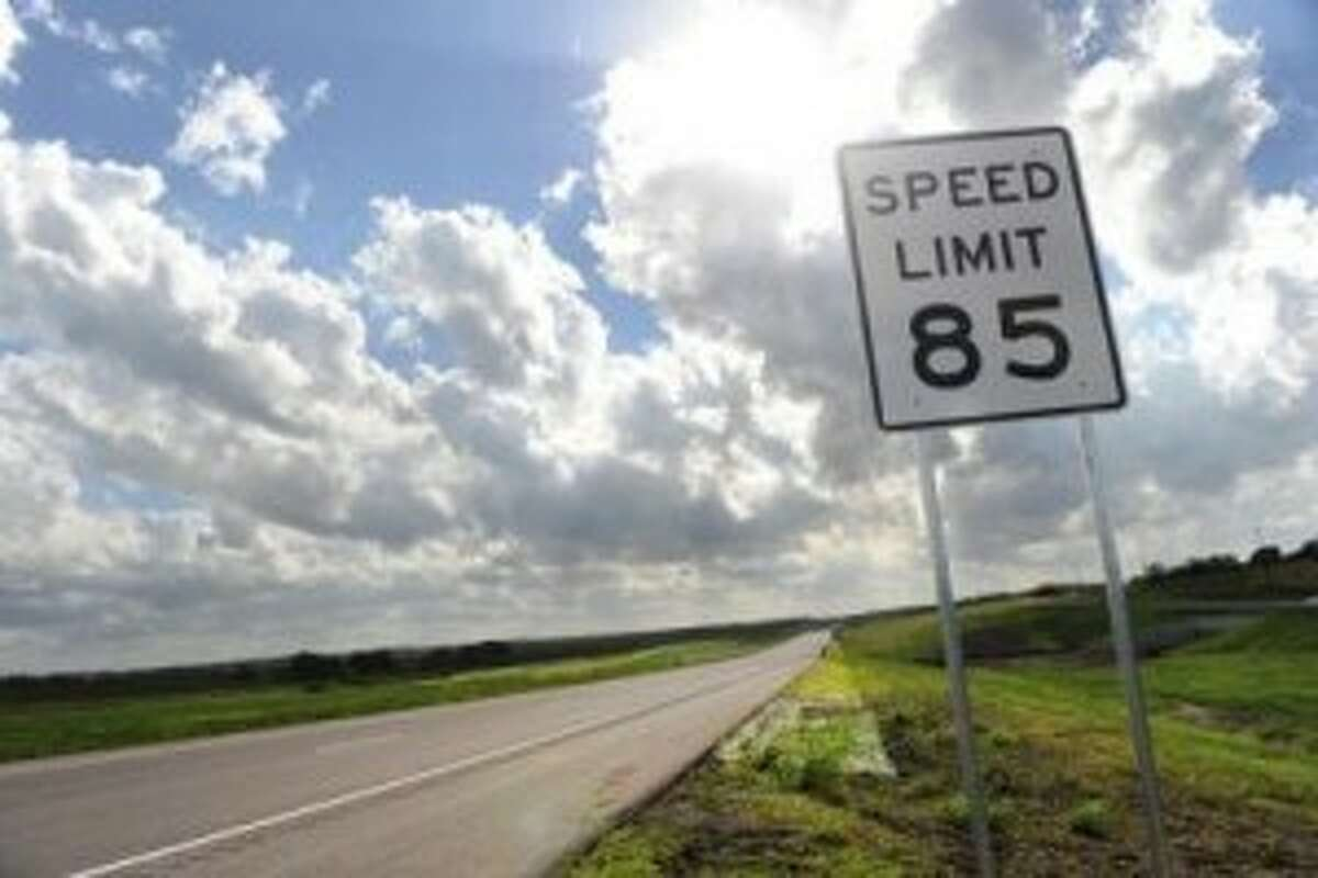 1. There's a need for speed San Antonians aren't afraid to put their pedals to the medal and hit 85 mph, the highest speed limit in the country, on the SH 130 toll road between Alamo City and Austin. It may feel like the Autobahn for others but to us, it's just a Sunday cruise.