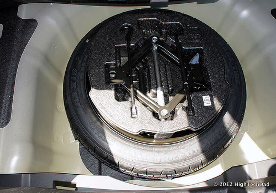 Spare tires: The spare tire used to be a standard feature of cars, but some automakers began removing them to eliminate excess weight and make cars more fuel efficient. The undersized-spare tire has all but been removed from new models.