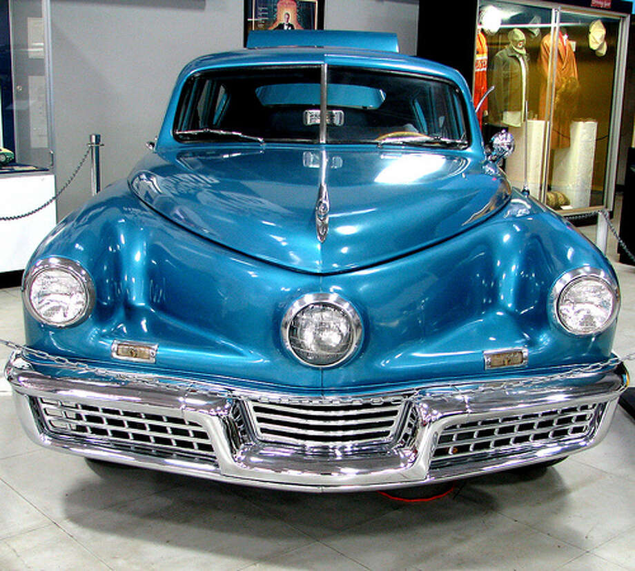 Third headlight: Tucker produced a sedan in 1948 that came with a third headlight that swiveled with the steering wheel to improve visibility. Automakers removed the headlight, but it helped pioneer some changes still used today.