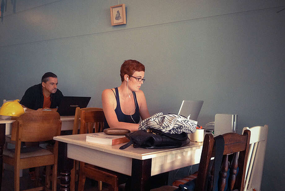Noisy distractions: Researchers believe these distractions force a person's brain to think more abstractly, making ideas come more easily. This can explain why people can be more productive in a bar or a coffee shop setting. It goes against traditional thinking, but the research seems to back it up.