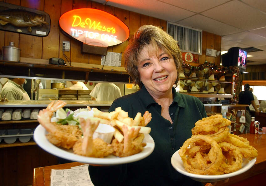 DeWese's Tip Top Cafe: 2814 Fredericksburg Road, 210-732-0191 Year opened: 1938 Best-selling item: Chicken-fried steak, onion rings and homemade pies. Secret to success: Owner Linda DeWese, granddaughter of founder Pappy DeWese, gives most of the praise to head cook Troy Wells, who's been cooking there for 43 years. Another reason?