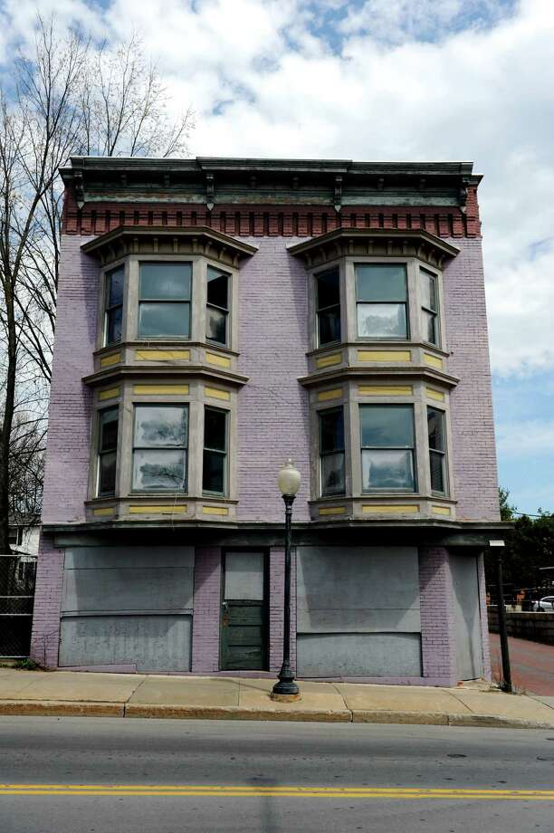 Site of a new restaurant, 15 Church Street, on Wednesday, April 24, 2013, in Saratoga Springs, N.Y. (Cindy Schultz / Times Union) Photo: Cindy Schultz / 10022095A