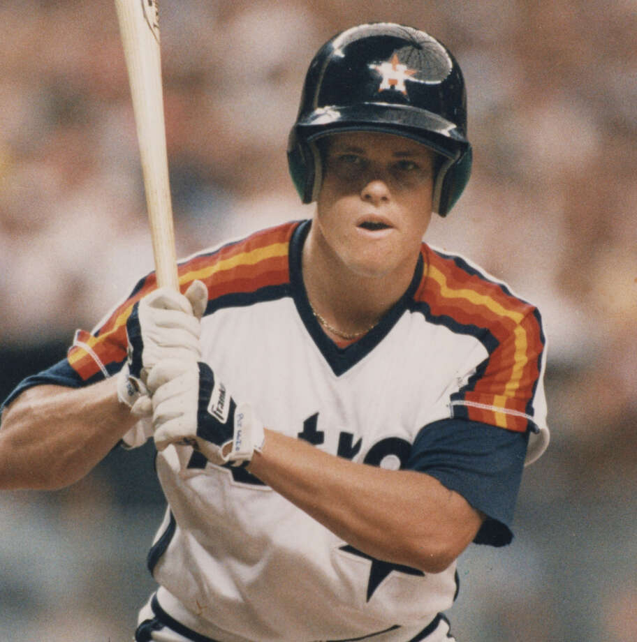 In 1989, Biggio had 21 doubles, 13 home runs, 60 RBIs and 21 stolen bases. Photo: File Photo, Houston Chronicle