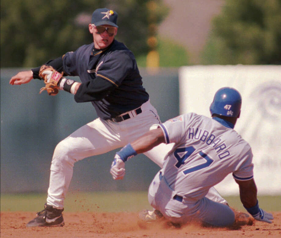 Biggio was selected to his sixth and final All-Star game in 1998. Photo: File Photo, Houston Chronicle