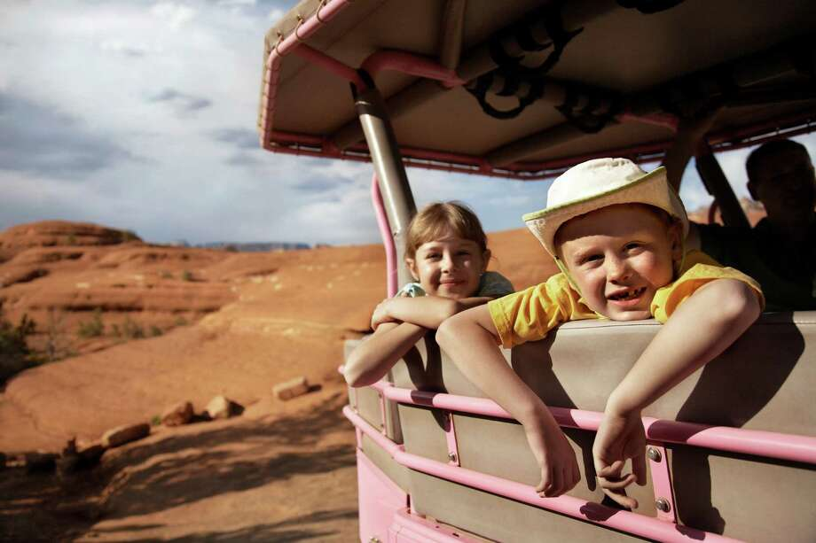 12. Pink Jeep Tours, Sedona, Ariz. Photo: Karen D'Silva, Getty Images / (c) Karen D'Silva