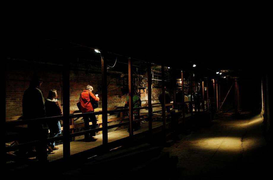 1. Seattle Underground Tour, Seattle. Photo: Brad Vest/Seattle Post-Intelligencer