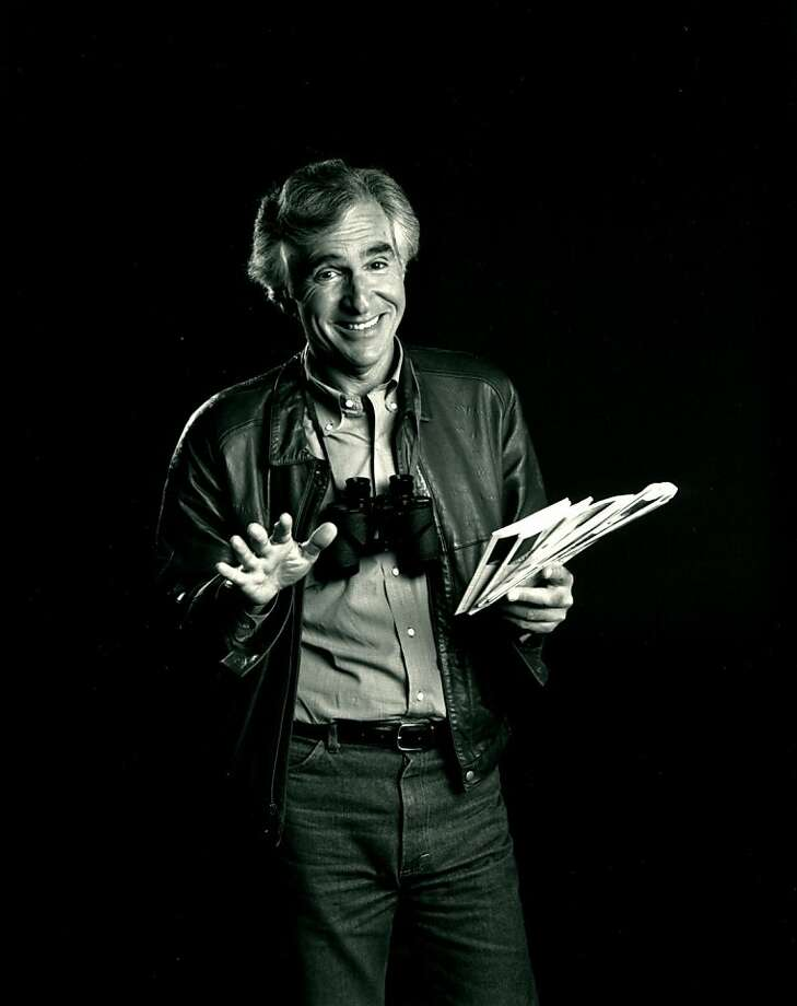 "Jerry Graham, here in a KRON publicity shot, hosted ""Bay Area Backroads"" from 1985 to 1993. Photo: Coutesey Graham And Graham Photo"