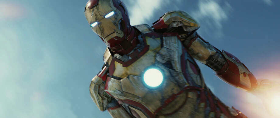 """Marvel's Iron Man 3"" -- Iron Man/Tony Stark (Robert Downey Jr.) Ph: Film Frame  2012 MVLFFLLC.  TM &  2012 Marvel.  All Rights Reserved. / handout"