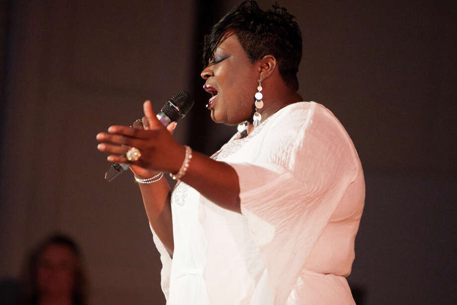 From Beyonce to Broadway: Norwalk singer Tangela Smith performs at Norwalk Concert Hall on Saturday, May 11, at 7:30 p.m. Photo: Contributed Photo / Connecticut Post Contributed