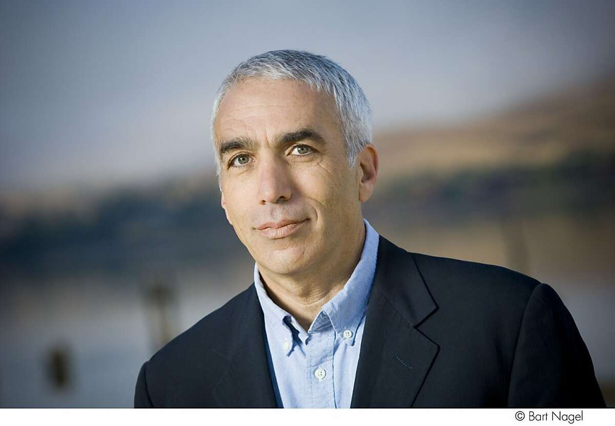 Author David Sheff is seen in this undated photo