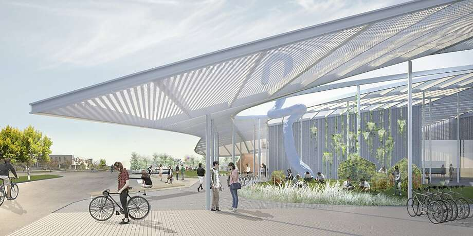 The Jan Shrem and Maria Manetti Shrem Museum of Art at UC Davis is planned to open in 2016. Photo: SO-IL/Bohlin Cywinski Jackson, Courtesy UC-Davis