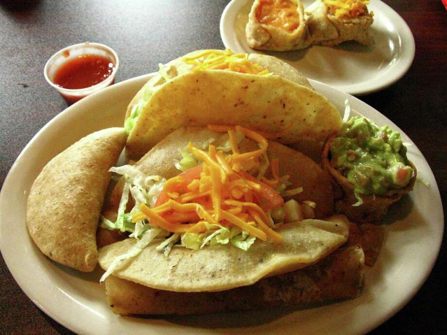 Teka Molino Tex-Mex Restaurant & Bakery: 7231 San Pedro, 210-344-7281, 1007 Rittiman Road, 210-257-5514, www.tekamolino.com