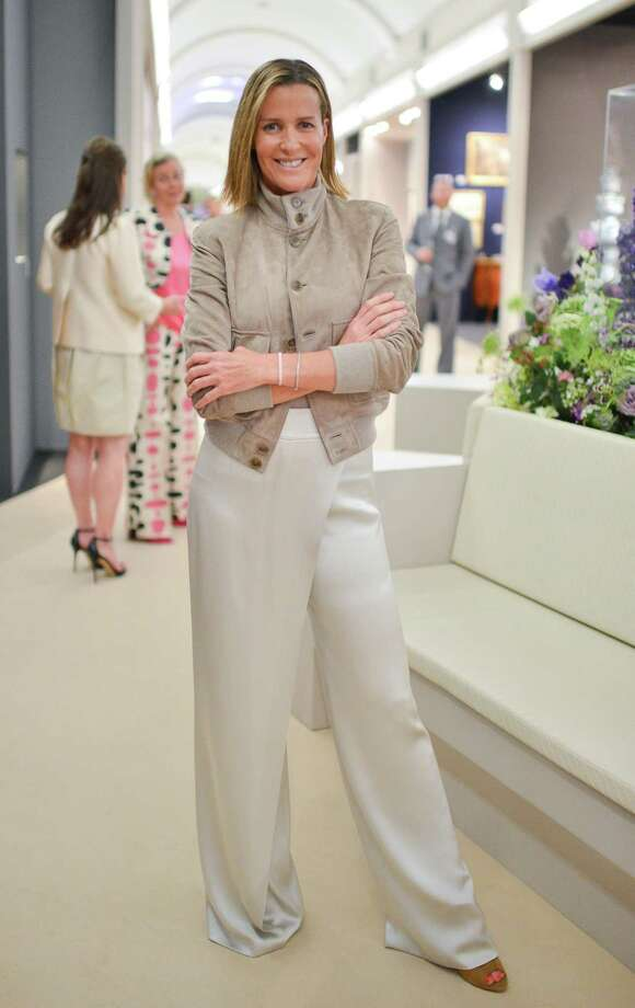 Designer India Hicks has blazed her own trail in the design business. Photo: Nick Harvey/Getty Images