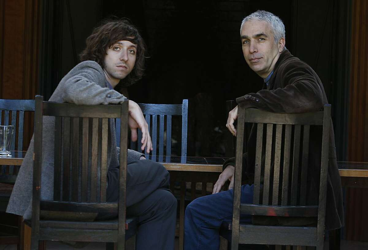 David Sheff and his son Nick Sheff have both written books about Nick's addiction to methodone. The two are going on tour together to publicize David's book,