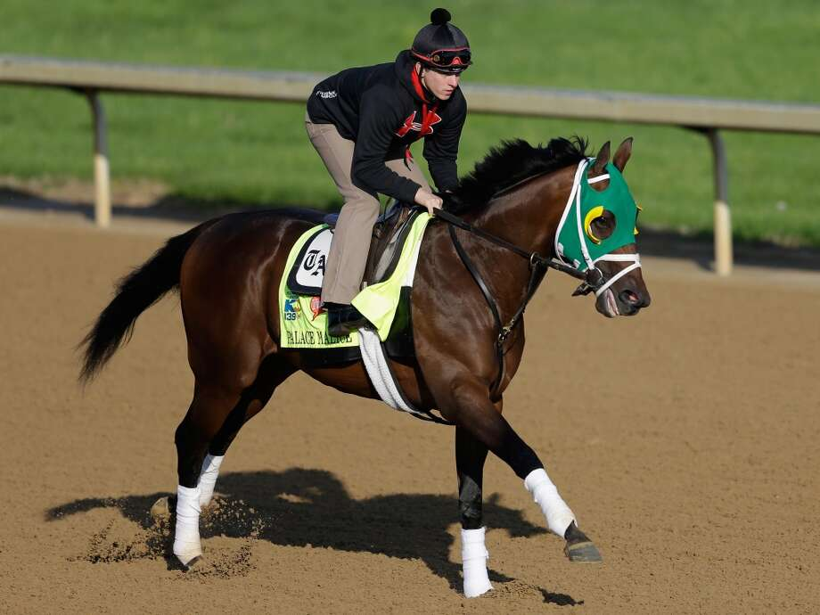 10. Palace Malice (Mike Smith) — Todd Pletcher