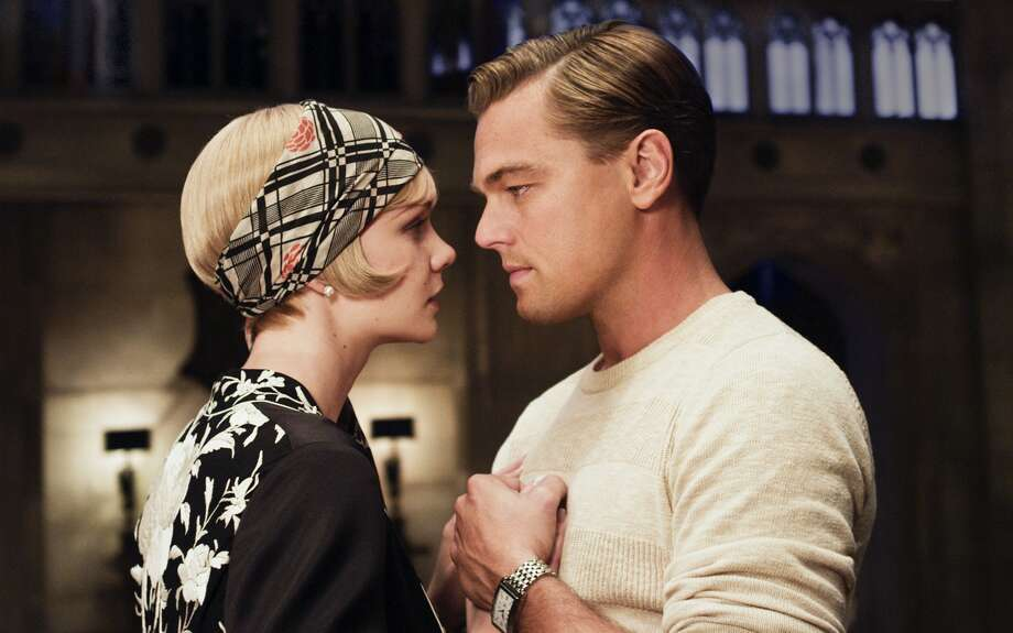 "Leonardo DiCaprio and Carey Mulligan star in ""The Great Gatsby."" Photo: Warner Bros. Pictures / handout"