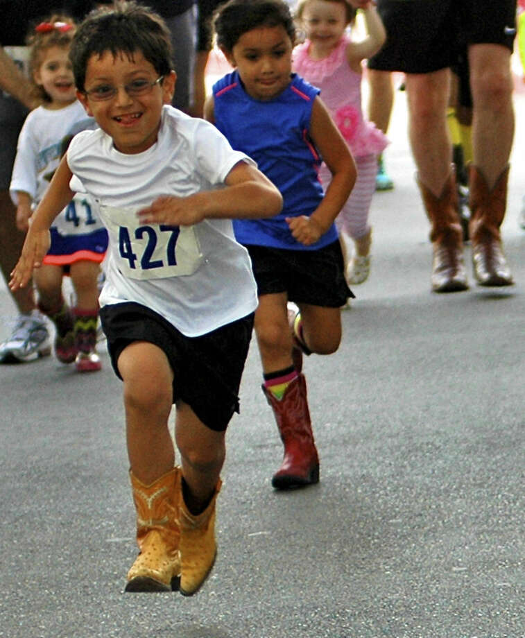 The Witte Museum is thinking fitness, fun and fundraising with its 5K event. Photo: Courtesy Photo
