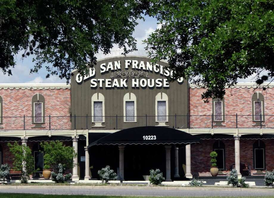 The Old San Francisco Steak House: 196810223 Sahara Dr., (210) 342-2321, www.theoldsanfrancisco.com Photo: BILLY CALZADA, San Antonio Express-News / SAN ANTONIO EXPRESS-NEWS