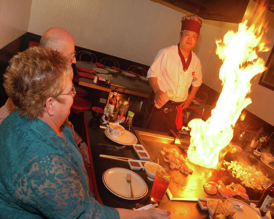 Tokyo Steakhouse: 19789405 San Pedro Avenue, (210) 341-4461, www.tokyosteakhousetx.com Photo: LAURA MCKENZIE, SPECIAL TO THE EXPRESS-NEWS / SAN ANTONIO EXPRESS-NEWS