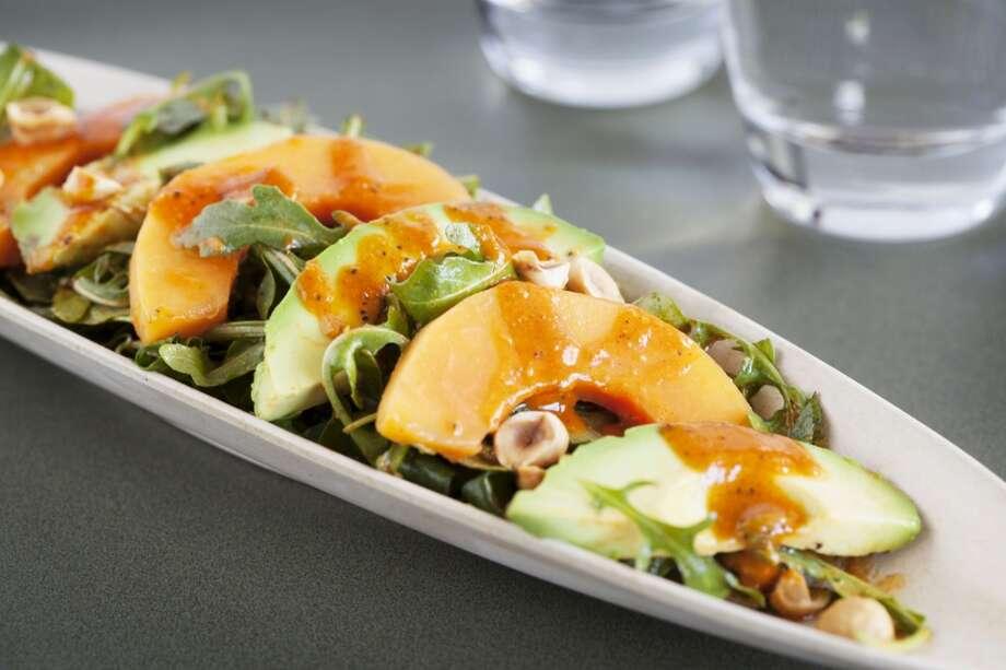 Avocado Papaya Salad. ($14)