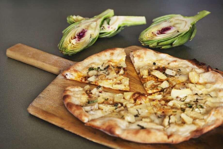Castroville Artichoke Pizza