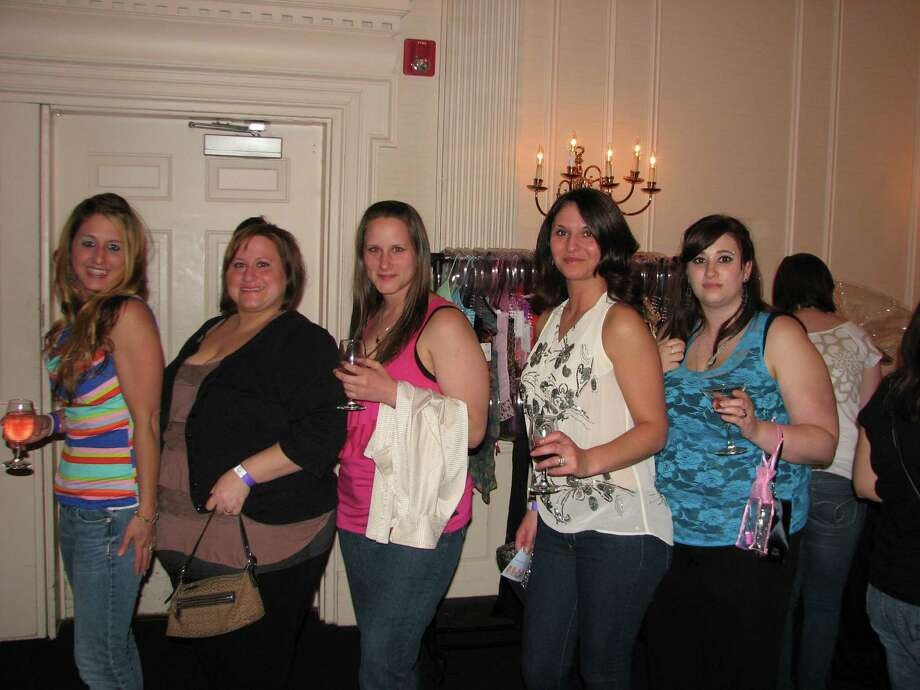 Were you Seen at the 50 Shades of Fun Ladies Night Out party, sponsored by 105.7 Crush FM, at The Desmond in Colonie on Wednesday, May 1, 2013? Photo: Kaitlyn Jasnica