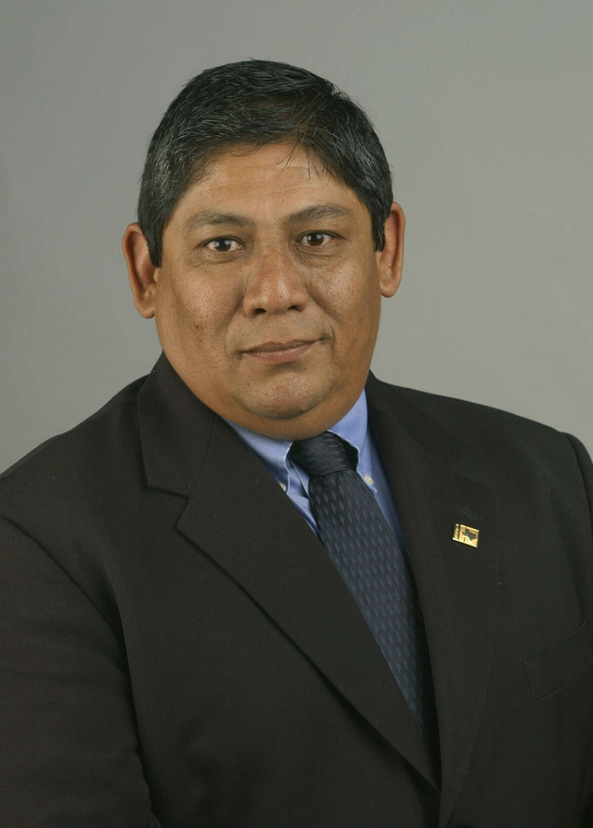 Sylvester E. Vasquez Jr., 54, project manager and incumbent